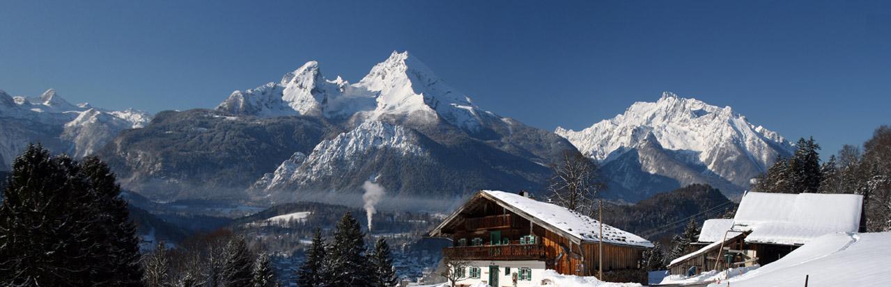 Winter Berchtesgaden