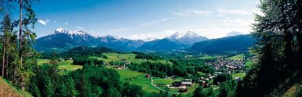 Sommerurlaub Berchtesgadener Land