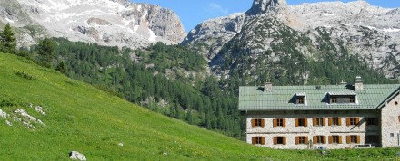 Funtensee und Kärlingerhaus