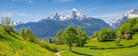 Gesund und fit in den Berchtesgadener Bergen