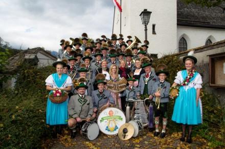 Standkonzert mit der Musikkapelle Bischofswiesen