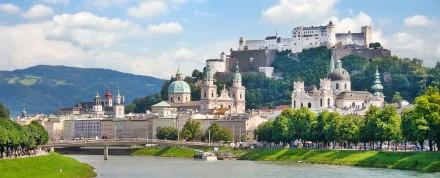 Von Bischofswiesen nach Salzburg