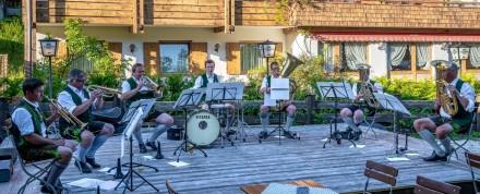 Musikalischer Dämmerschoppen im Brennerbräu