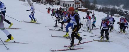 Götschenfuchs Skitouren-Rennen Bischofswiesen