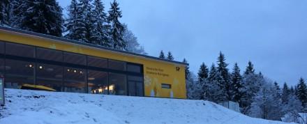 Rennrodel Weltmeisterschaften am Königssee
