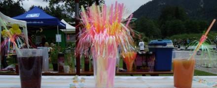Action im Aschi im Naturbad Aschauerweiher