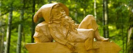 Mit der Märchenfee im Märchenwald Aschauerweiher