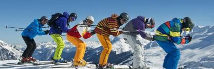 Familien-Skigebiet Götschen