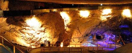 500 Jahre Salzbergwerk