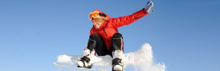 Ski und Snowboard rings um Bischofswiesen