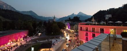 Berchtesgaden leuchtet in allen Farben