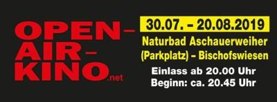 Plakat Open Air Kino