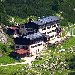Neue Traunsteiner Hütte