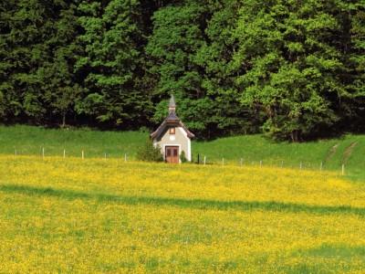 Wegkapelle in Bischofswiesen