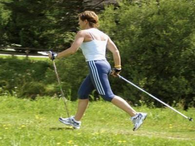 Nordic Walkerin