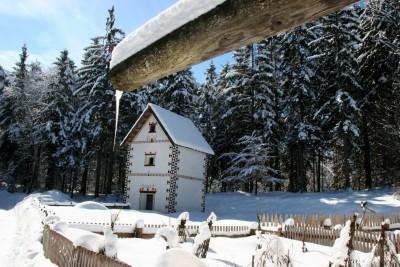 Winterliches Freilichtmuseum Salzburg