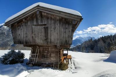 Winterwanderung in den Bischofswieser Bergen