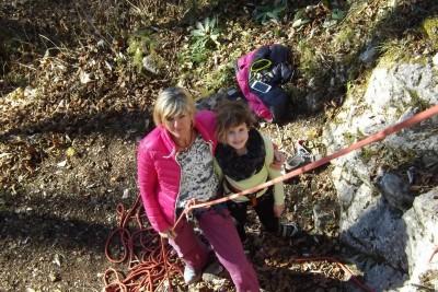 Klettern für Familien und Kinder in Bischofswiesen