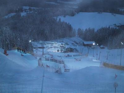 Nachtskilauf Skizentrum Götschen
