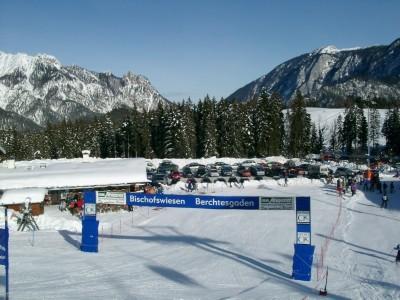 Internationale Ski und Snowboard Rennen am Götschen