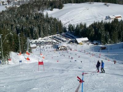 Ski- und Snowboard FIS-Strecke Götschen Bischofswiesen