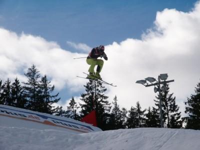 Skirennen Götschen