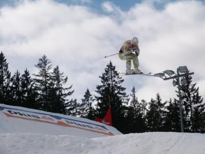 Skirennläufer Götschen Bischofswiesen