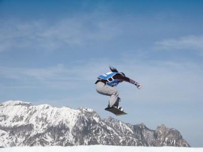 Snowboard Freestyle Götschen Bischofswiesen