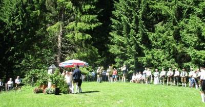 Bergmesse 200 Jahre Soleleitung Berchtesgaden