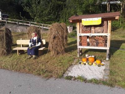 Bauernherbst an der Streuobstwiese Bischofswiesen