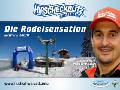 Hirscheckblitz Rodelbahn