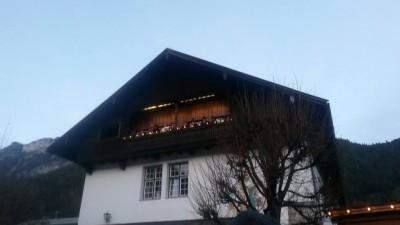 Weisenbläser beim Adventsmarkt Bischofswiesen