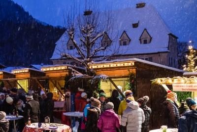 Adventsmarkt Bischofswiesen