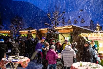 Adventsmarkt im Bergdorf Bischofswiesen