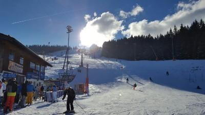 Talstation Skigebiet Götschen