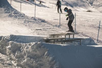 Früh übt sich - am GÖTSCHEN.SNOWPARK in Bischofswiesen