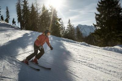 Pistenspaß im Skizentrum Götschen in Bischofswiesen