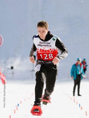 Special Olympics 2017, Schneeschuhlauf; c) Special Olympics Deutschland