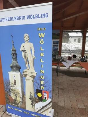 Weinerlebnis Wölbling am Bischofswieser Weinmarkt