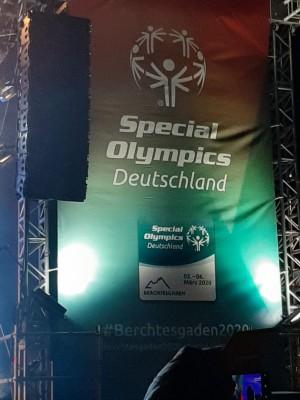 Eröffnungsfeier Special Olympics Berchtesgaden