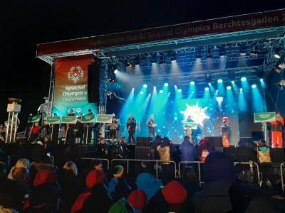 Teilnehmer Special Olympics Berchtesgaden