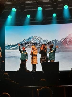 Die Special Olympics Berchtesgaden sind eröffnet!