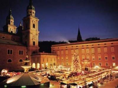 Christkindlmarkt Salzburg Tourismus