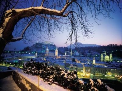 Salzburg im Winter Salzburg Tourismus