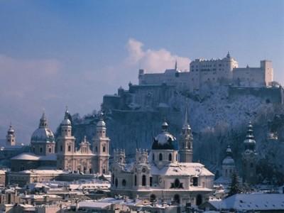 Festung in Salzburg Salzburg Tourismus