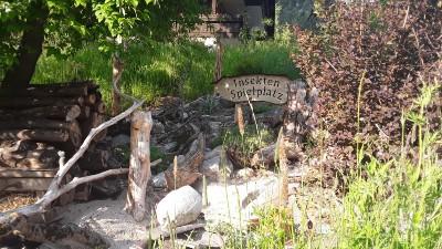 Insekten-Spielplatz Naturgarten Bischofswiesen