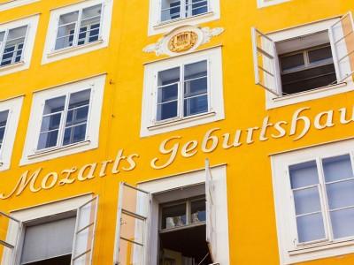 Salzburg Mozart Geburtshaus
