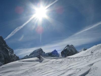 Skitour Watzmann