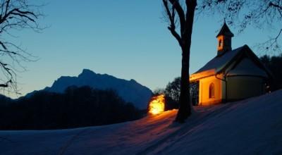 Weinfeldkapelle Berchtesgdaden