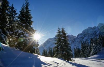 Winter im Berchtesgaden